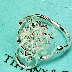 Tiffany & Co 925 Paloma Picasso Goldoni Ring